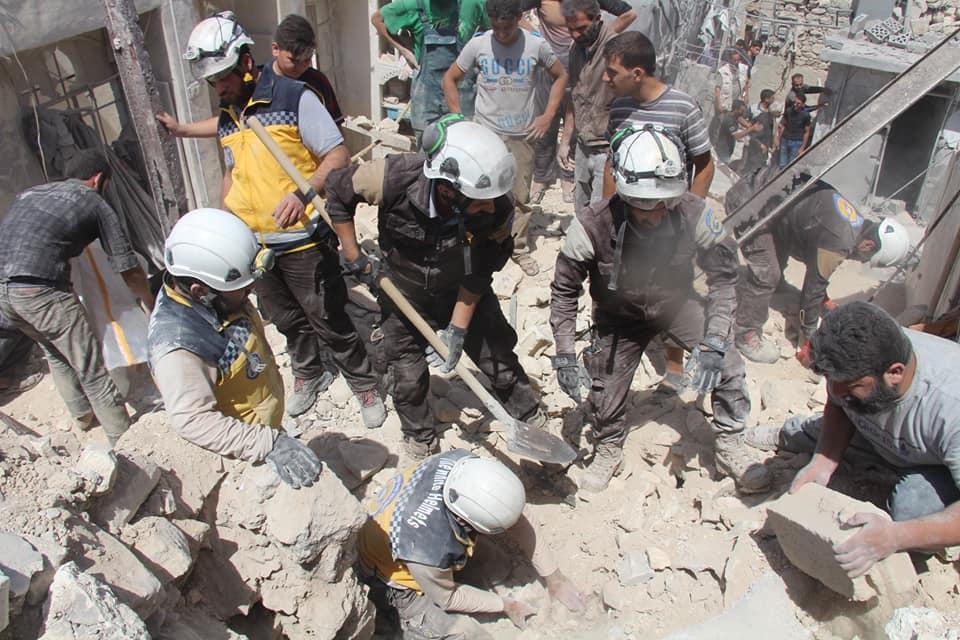 نشرة أخبار سوريا- حصيلة دامية في إدلب نتيجة غارات لطيران روسيا والنظام، والائتلاف يطالب بالتحرك لإيقاف المجازر في المدينة -(11-6-2018)