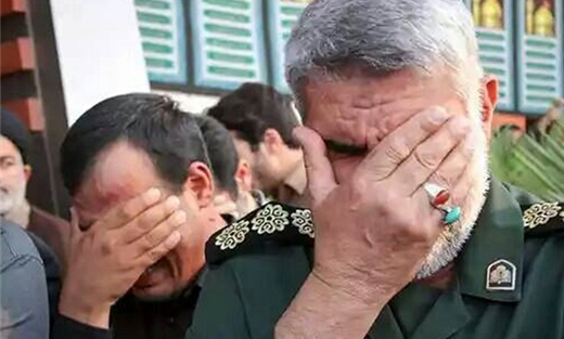 مقتل 13 مستشاراً عسكرياً إيرانياً بسوريا