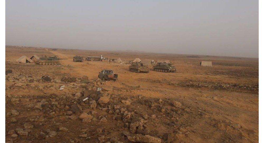 النظام ينعى ضابطاً في قصف للتحالف شرقي حمص