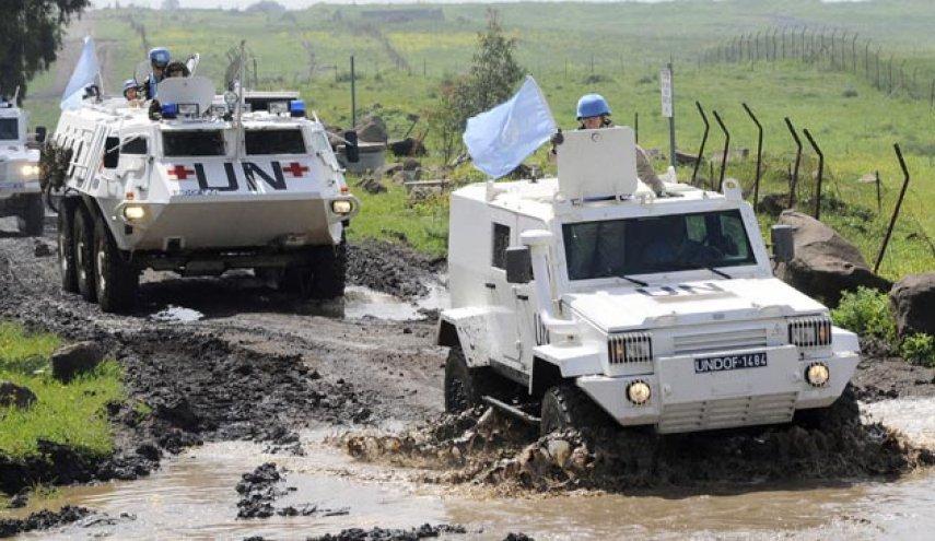بدلاً عن نصرتها.. الأمم المتحدة تدعو فصائل المعارضة إلى إخلاء الشريط الحدودي مع الجولان المحتل