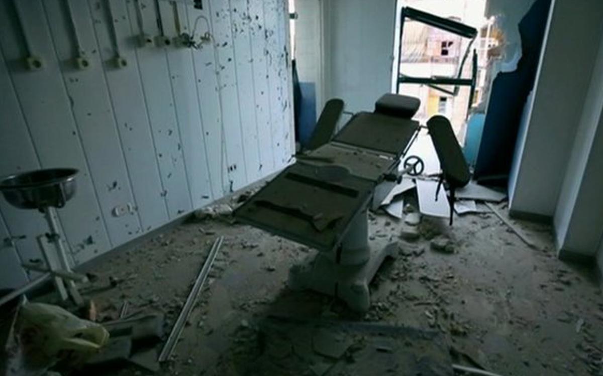 371 هجوماً للنظام وروسيا على المراكز الحيوية في سوريا خلال النصف الأول من العام الحالي