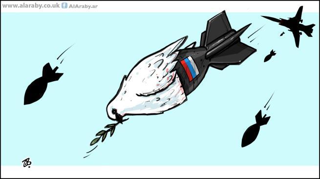 روسيا تغزو المنطقة