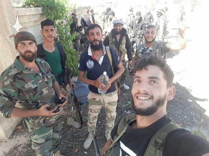 قوات النظام تعلن سيطرتها على تل الحارة الاستراتيجي