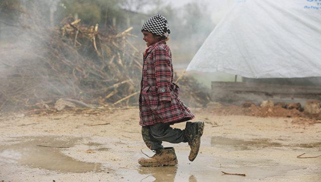 يونيسيف: انقطاع المساعدات عن 55 ألف طفل في القنيطرة