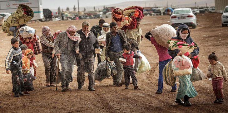 الأمم المتحدة مستعدة للتنسيق مع روسيا والنظام بشأن عودة اللاجئين السوريين!
