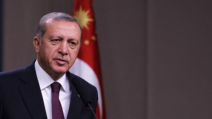 أردوغان: تطورات