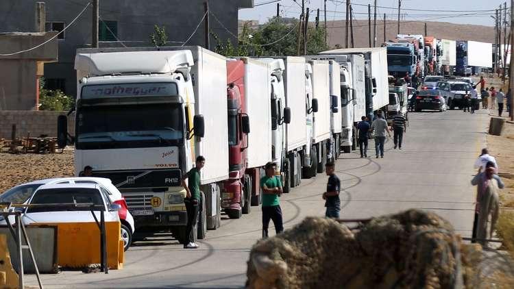 نشرة أخبار سوريا- قوات النظام تبسط سيطرتها على محافظة القنيطرة، والأمم المتحدة والهلال الأحمر يوزعان المساعدات الفرنسية على الغوطة -(26-7-2018)