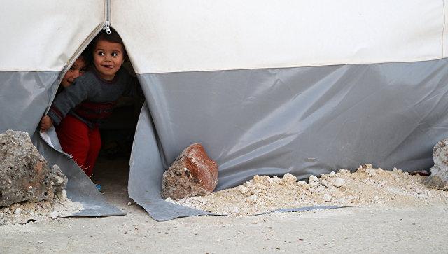 يونيسيف: التصعيد العسكري يهدد حياة 350 ألف طفل في إدلب