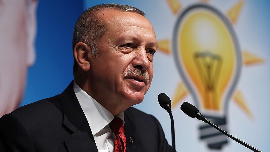 أردوغان يكشف عن عملية عسكرية تركية في سوريا قريبا