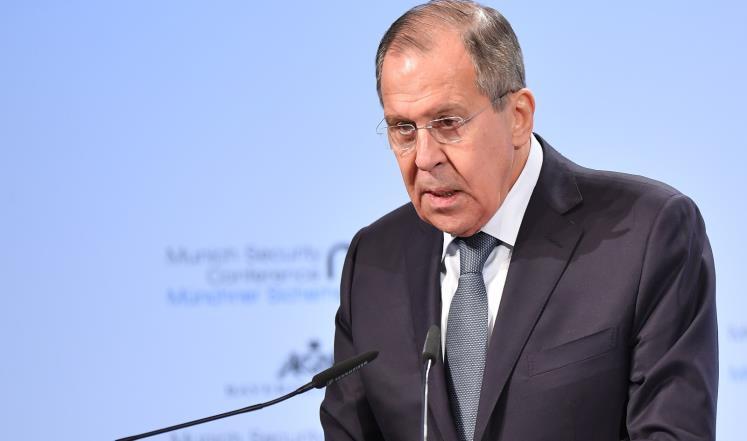 لافروف: يجب خروج كافة القوى الأجنبية من سوريا دون طلب الأسد