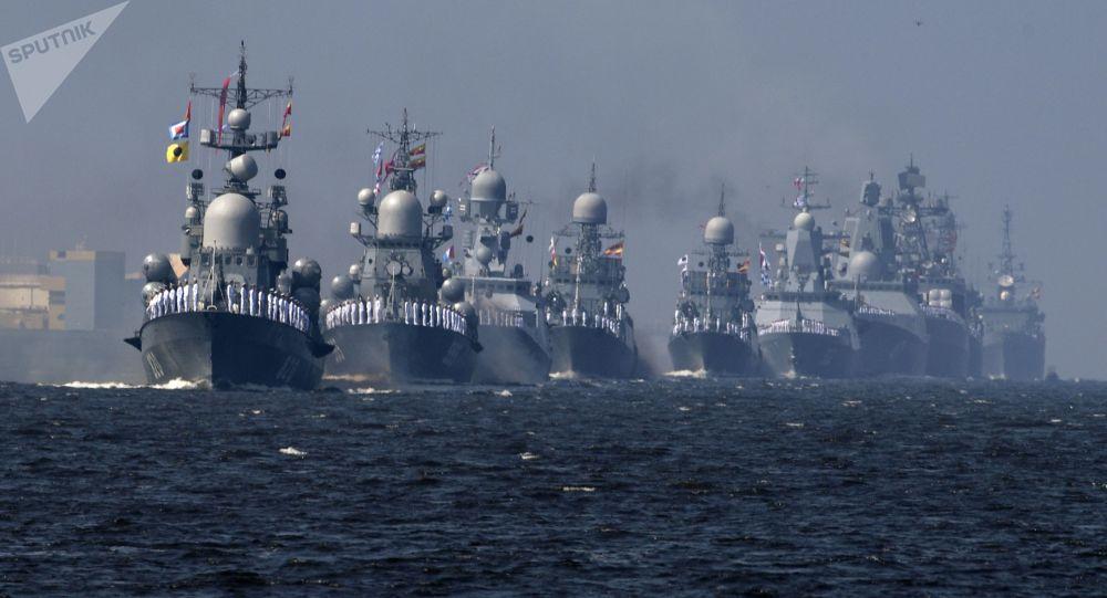 تدريبات عسكرية روسية تسبق معركة إدلب