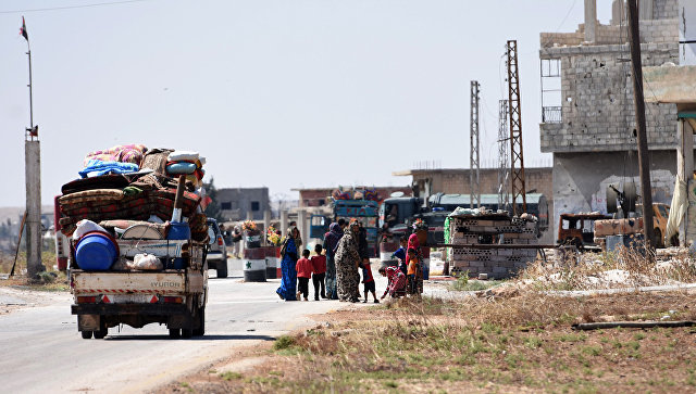 روسيا تعتزم عقد مؤتمر دولي لإعادة اللاجئين السوريين