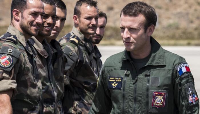 الجيش الفرنسي: جاهزون لشن ضربات عسكرية على سوريا