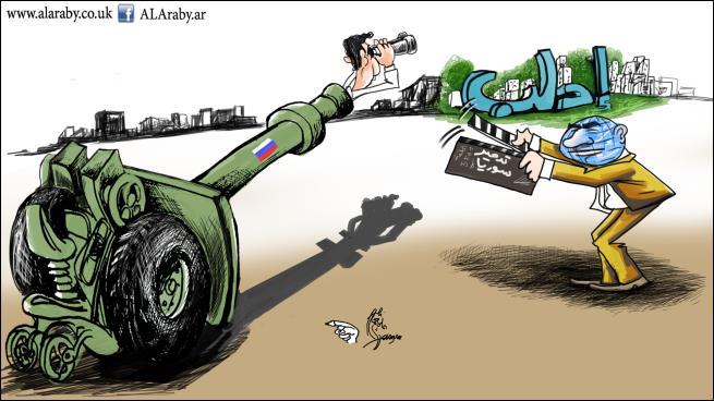 إدلب معركة سورية الأخيرة