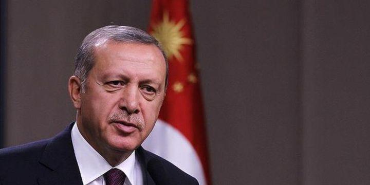 أردوغان: الأسد يسعى للقضاء على المعارضة وليس محاربة الإرهابيين