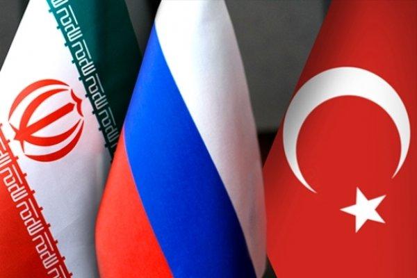 اجتماعات الدول الضامنة لـ