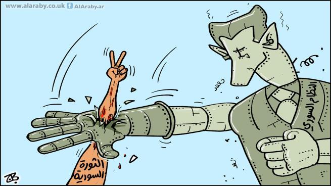 الثورة السورية بين الهوية والوعي السياسي