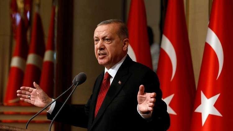 أردوغان: منعنا حدوث أزمة إنسانية كبرى في إدلب