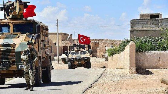 دوريات (تركية-أمريكية) مشتركة داخل منبج قريباً