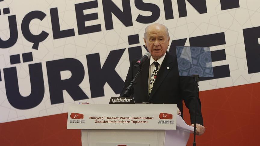 زعيم حزب تركي بارز يحدد موقفه من إجراء مفاوضات مع نظام الأسد