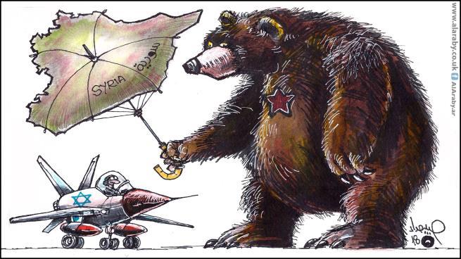 هل سقطت تلك التفاهمات الروسية الإسرائيلية؟