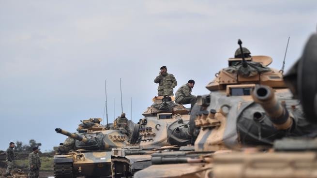 وكالة تركية: فصائل المعارضة ستنهي سحب سلاحها الثقيل منتصف الشهر الجاري