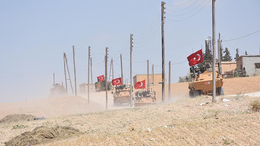 تركيا تلمّح إلى التحرك  بشكل منفرد ضد الميلشيات الانفصالية في منبج