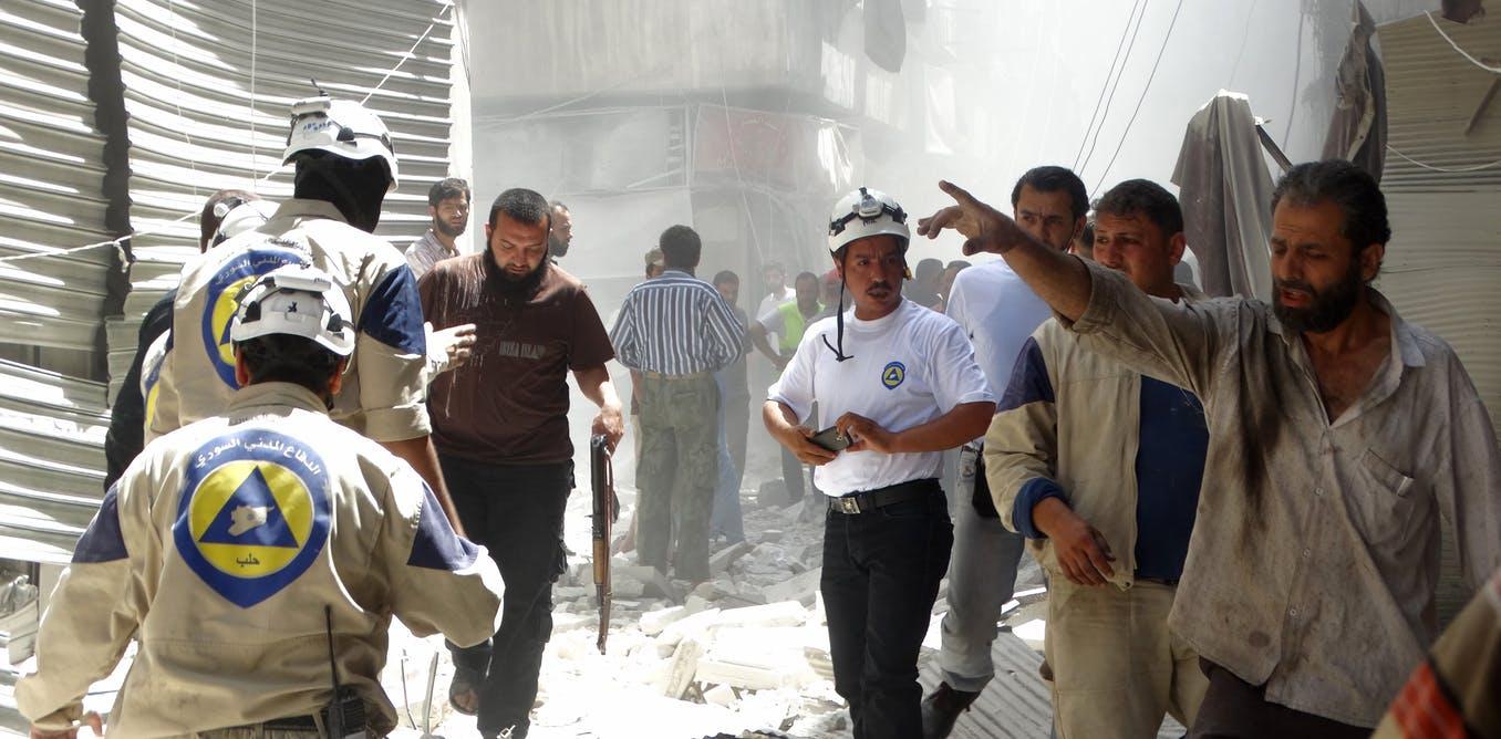 كندا تعتزم توطين مجموعة من متطوعي الخوذ البيضاء