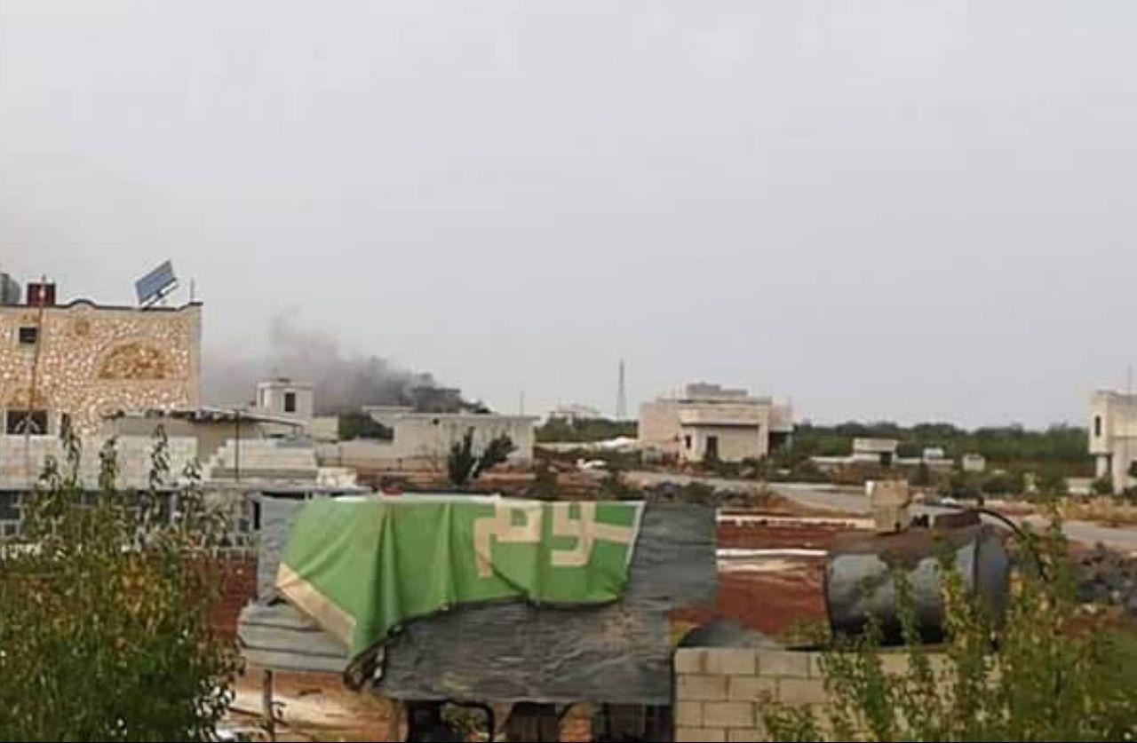 نشرة أخبار الثلاثاء- اشتباكات بين تحرير الشام والجبهة الوطنية في ريف إدلب، والسعودية تدرج الحرس الثوري الإيراني ضمن لوائح الإرهاب-(23-10-2018)