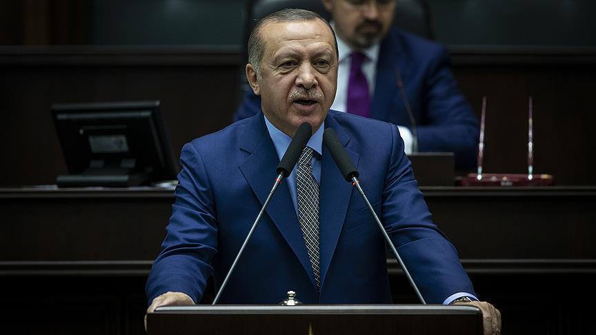 أردوغان يتوعد بشن عمليات أوسع ضد الميلشيات الانفصالية شرقي نهر الفرات