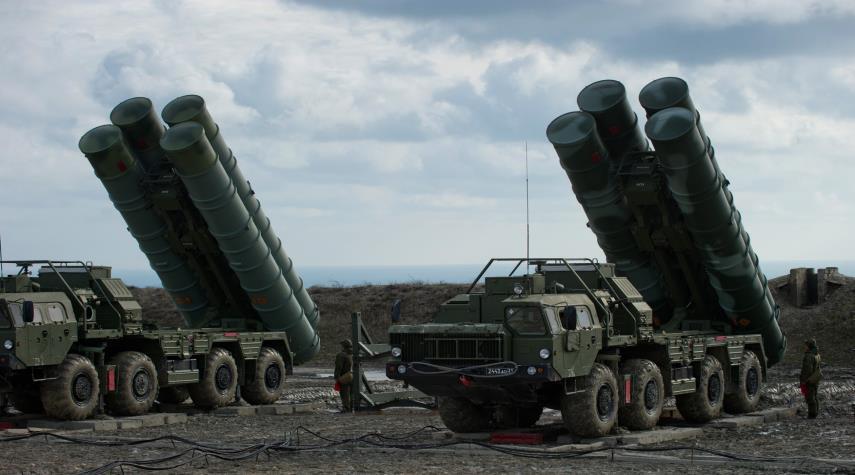 روسيا: منظومة (إس 300) في سوريا أصبحت جاهزة للعمل