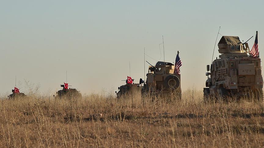 الجيش التركي يسيّر ثاني دورية مشتركة في منبج