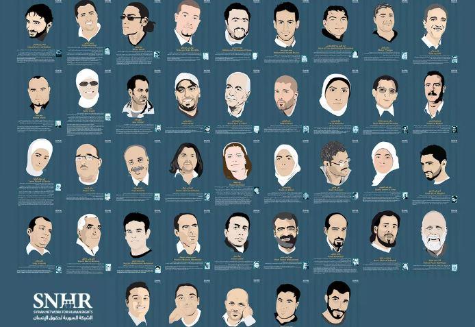 تقرير: نحو مئة ألف مختفٍ قسرياً في سوريا .. أين هم؟