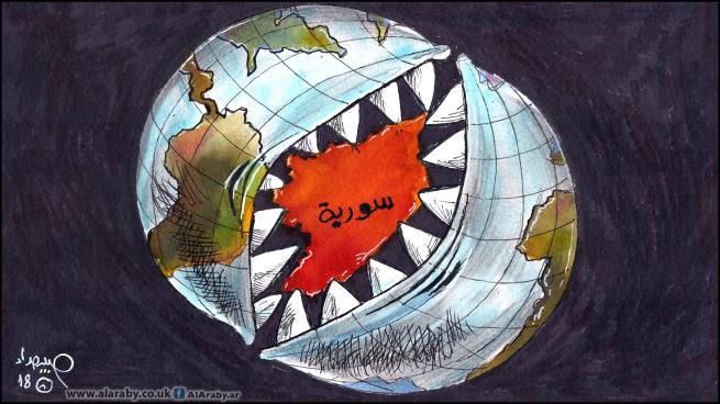 سورية مأزق الجميع وهم مأزقها