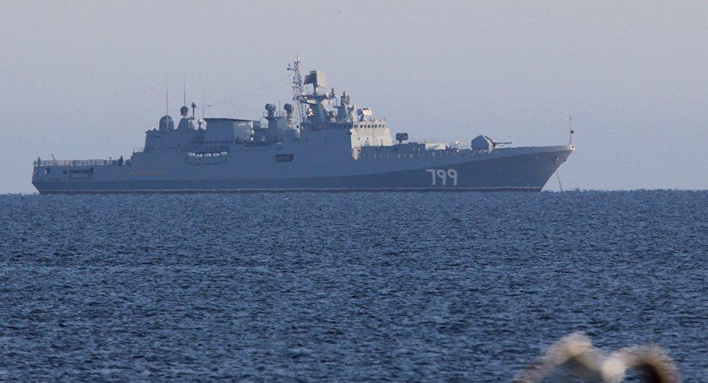 روسيا تدرّب طواقمها العسكرية .. مناورات جديدة قبالة السواحل السورية