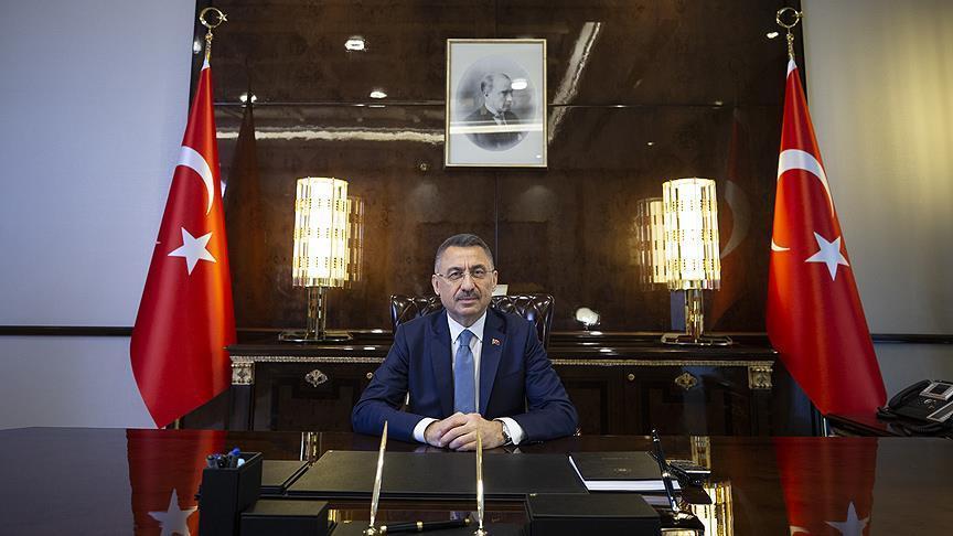 نائب الرئيس التركي: قادمون إلى منبج، ومنها سننتقل إلى شرق الفرات
