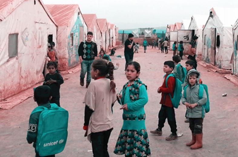 المدارس في مخيمات الشمال السوري