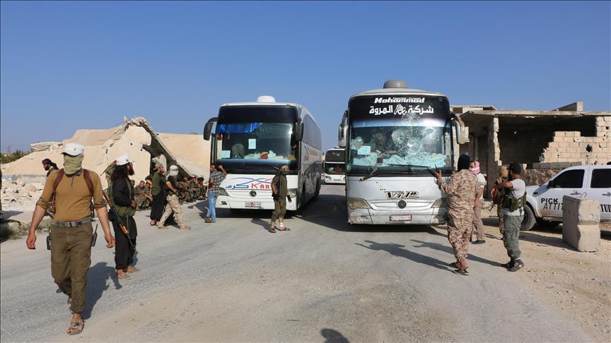 عملية تبادل أسرى بين النظام والحر شرق حلب