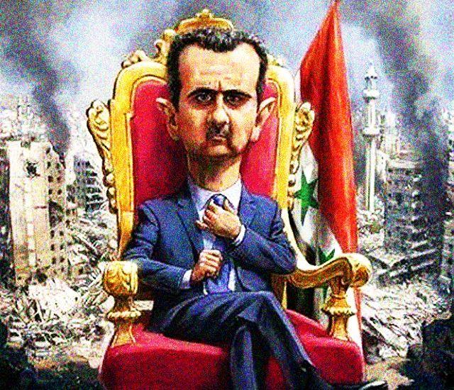 """من هو """" بشار الأسد"""" .. ومن خلفه، ولماذا حتى الآن يقف راسخاً على جماجم السوريين؟!"""