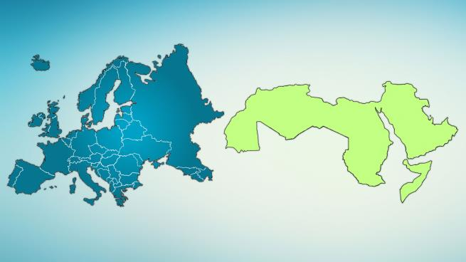 العلاقات العربية الأوروبية بعد الثورات العربية