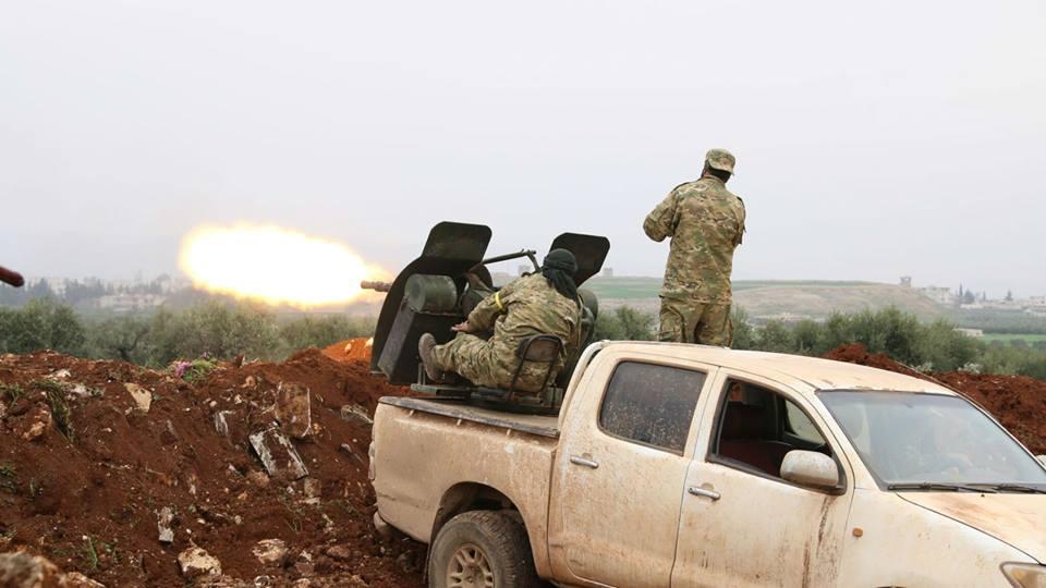إحباط محاولة تسلل جديدة للميلشيات الانفصالية شمال حلب