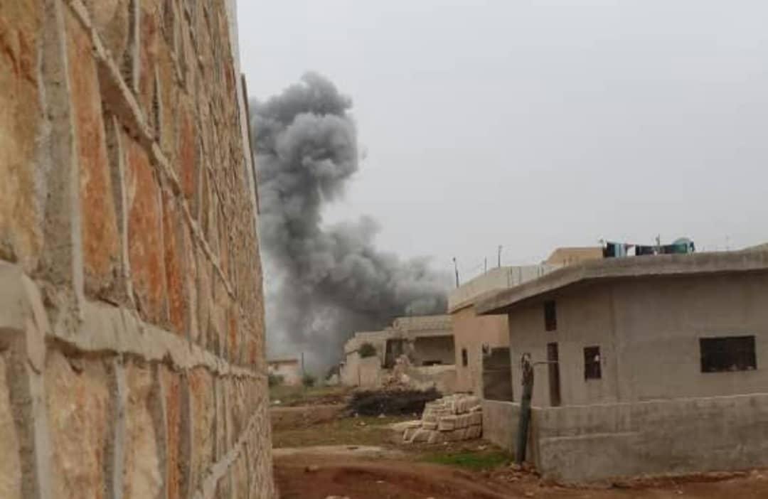 نشرة أخبار الأربعاء- قوات النظام تجدد قصفها جنوب إدلب، والجيش الوطني يحبط محاولة تسلل للميلشيات الانفصالية شمال حلب -(5-12-2018)
