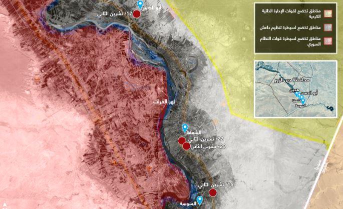 ثماني مجازر في سورية خلال نوفمبر الماضي