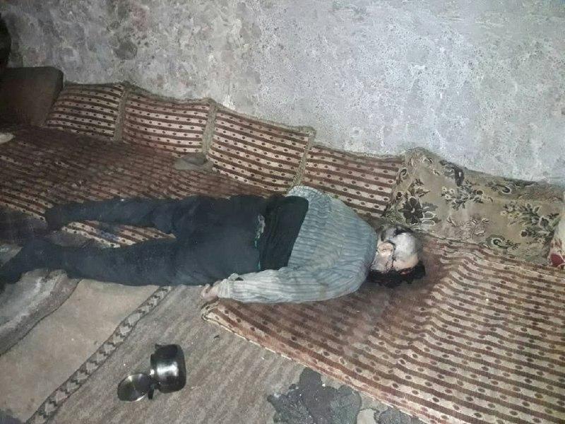جريمة تهز ريف حلب الشمالي.. مقتل عائلة داخل منزلها، والمجرمون يلوذون بالفرار