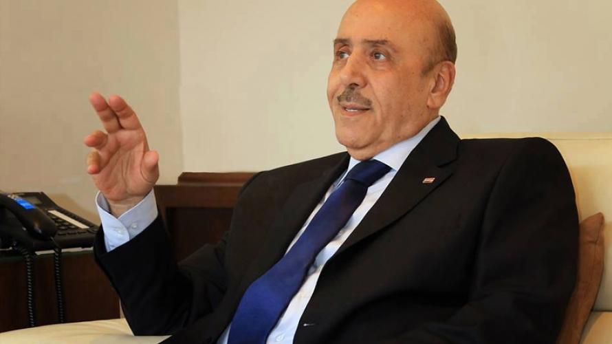 علي مملوك يزور القاهرة ويلتقي رئيس المخابرات المصرية
