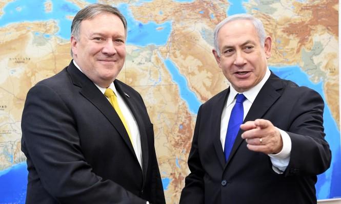 نتنياهو وبومبيو سيناقشان الانسحاب الأمريكي من سوريا الأسبوع المقبل