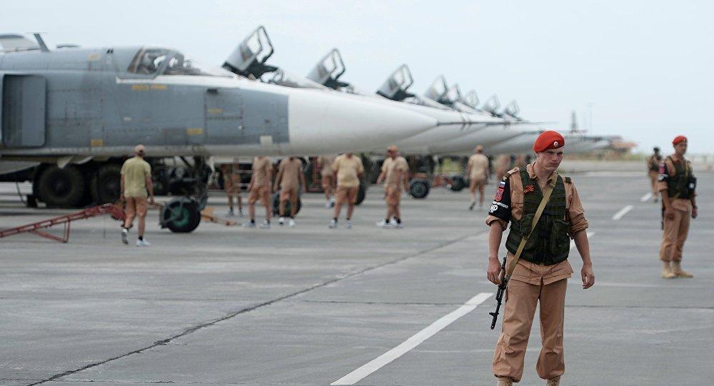 150 عسكرياً روسياً يغادرون