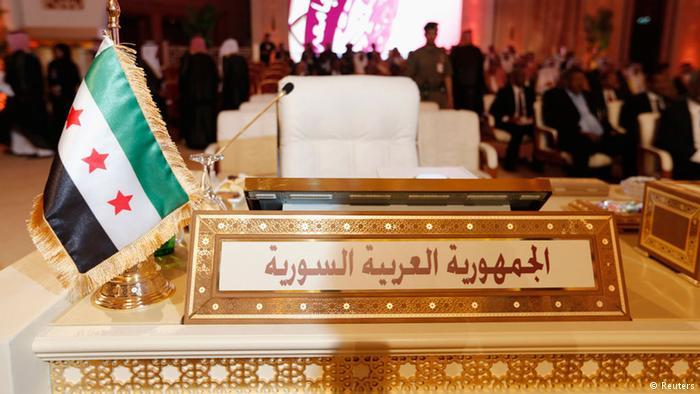 الجامعة العربية تحسم الجدل حول إعادة مقعد سوريا لنظام الأسد