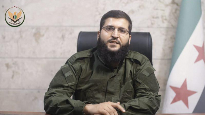 بعد بغي تحرير الشام غربي حلب .. قائد