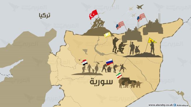 سباق نحو الجزيرة السورية